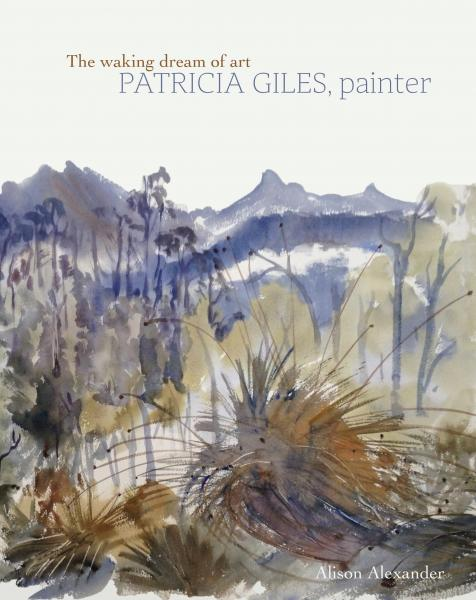 Patricia Giles, painter - The waking dream of art